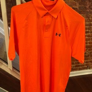 Men's Medium Under Armour Polo